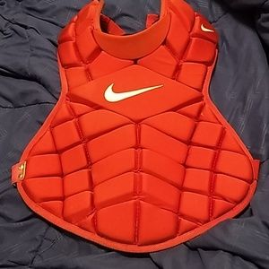 Nike catchers chest protector